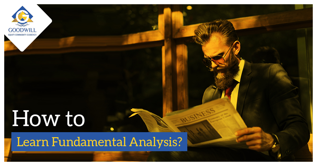 How to learn Fundamental analysis