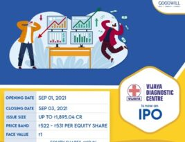 IPO : Vijaya Diagnostic Centre Limited