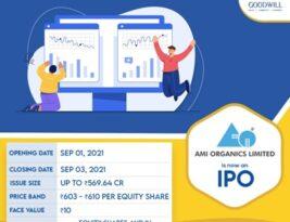 IPO : Ami Organics Limited