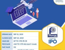 IPO : Paras Defence And Space Technologies Limited